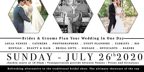 Wedding Tours of Yolo County tickets