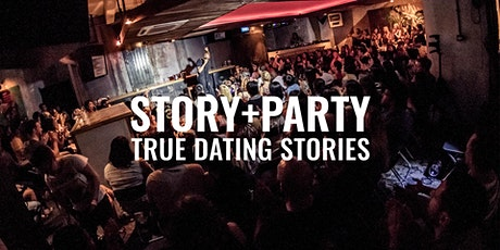 Story Party Saint John   True Dating Stories tickets
