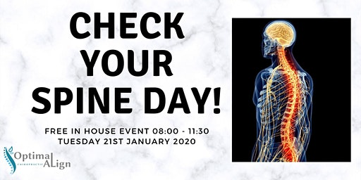 Free Posture Screening Day