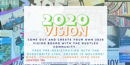 2020 Vision: Vision Board Party