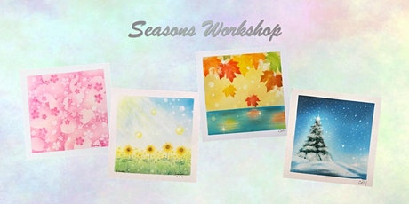 Seasons  - A Pastel Nagomi Art Workshop tickets