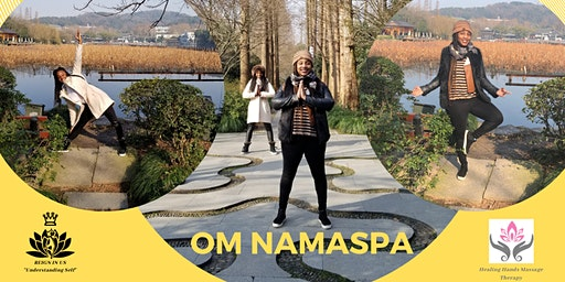 OM NamaSpa: Health & Wellness Interactive Workshop through Massage Yoga