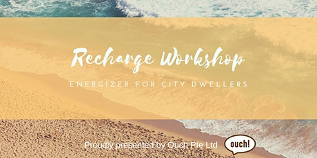 Recharge Workshop tickets