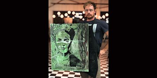 Frida Kahlo Paint and Sip Brisbane 22.2.20