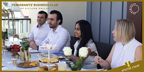 Femigrants' Business Club of Silicon Valley tickets