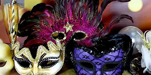 Masquerade Ball 2020. An evening of dancing, music and fun!