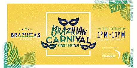 Brazilian Carnival ◕ Street Festival 2020 tickets