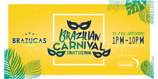 Brazilian Carnival ◕ Street Festival 2020