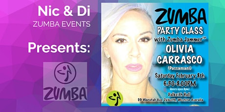 Zumba Party with Olivia tickets