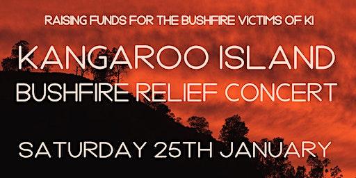 KANGAROO ISLAND Bushfire Relief Concert