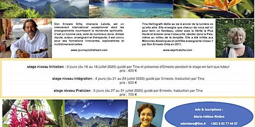 Conérence sur LES MEMOIRES AKASHIQUES avec Don Ernesto ORTIZ et Tina HELLINGRATH