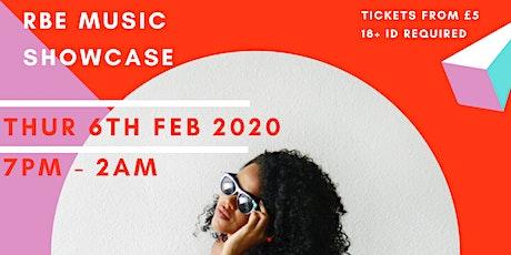 RBE Music Showcase 34 tickets