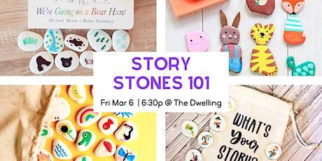 Story Stones 101 & Stone Soup! tickets