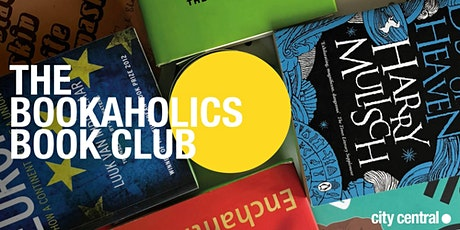 Bookaholics Book Club - 29 January tickets
