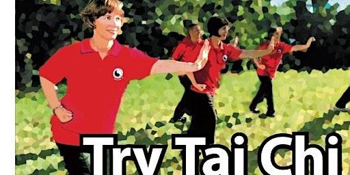 Free Open Tai Chi Classes