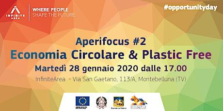 Aperifocus #2 - Economia Circolare & Plastic Free biglietti