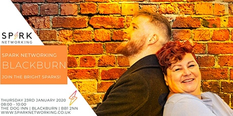 Spark Networking Blackburn tickets
