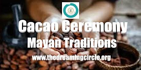 Cacao Ceremony  Totnes tickets