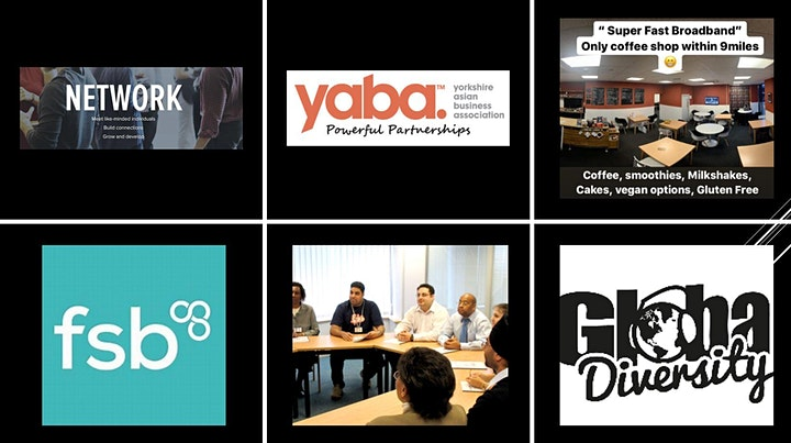 Business Matters: Free Business Networking Event organised by FSB & YABA image