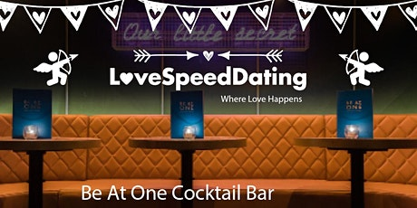 Speed Dating Singles Age 30's & 40's Birmingham tickets