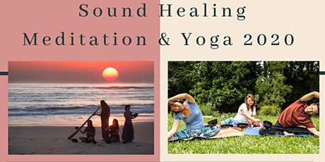 1 time Gift Voucher / 5-times ticket for sound healing spa's events 2020 tickets