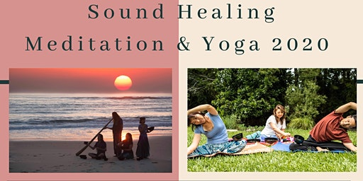 1 time Gift Voucher / 5-times ticket for sound healing spa's events 2020