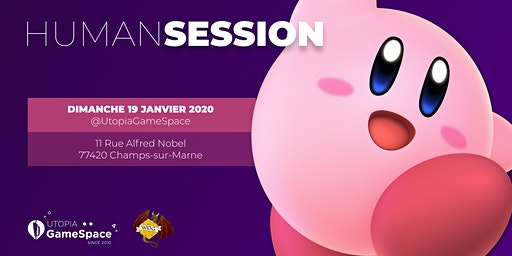 HumanSession #5 @ Utopia GameSpace