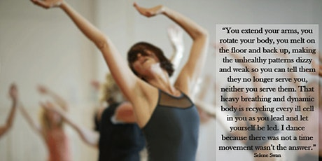 Movement exploration - Creativity & Healing in Motion tickets
