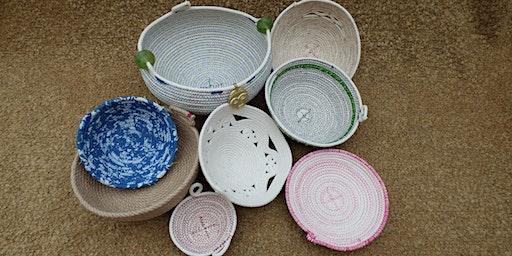 Coil Pots Workshop