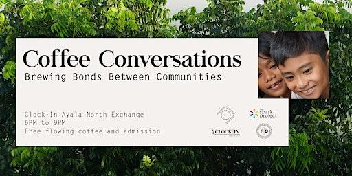 Coffee Conversations: Brewing Bonds Between Communities