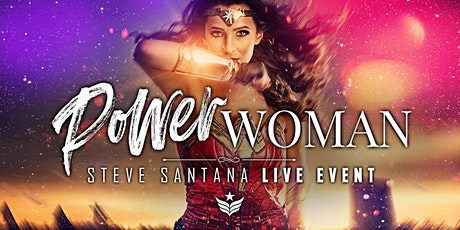 POWERWOMAN 2020 - Live Event Tickets