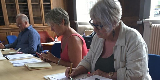 Awakening the Writer Within       Writers' Workshop in the North York Moors