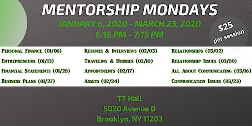 Mentorship Mondays