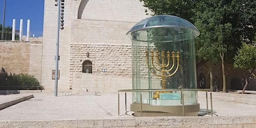 Into the Jewish Quarter: Tour in Jerusalem