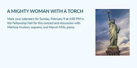 BWGC Pop Up: A Woman with a Mighty Torch tickets