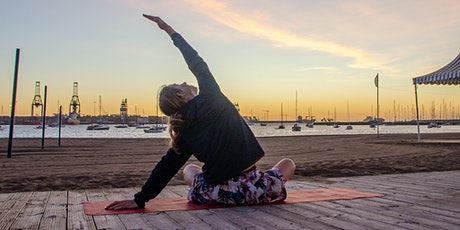 Open Yoga meetup at Alcaravaneras by Free yoga / Be.Astmens tickets