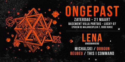 Ongepast: Into the Basement Invite's LeNa
