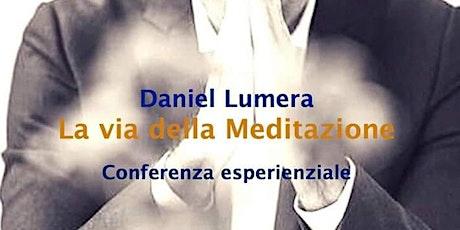 La via della meditazione, una cura per l'anima biglietti