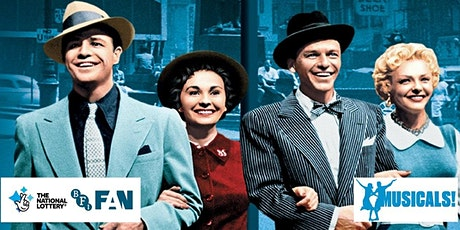 Guys and Dolls (1955) U - Yurt Cinema Screening tickets
