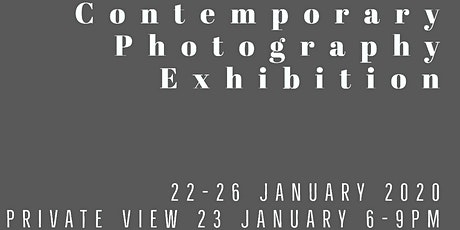 New Visions Photography Exhibition tickets