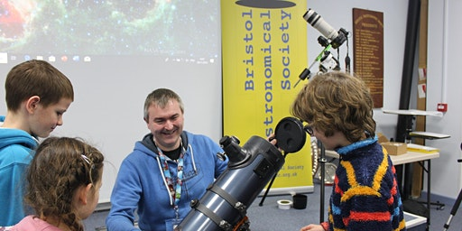 Young Persons Astronomy Course (9 - 11)