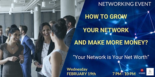"""Networking Event """"7 Secrets Of Networking"""""""