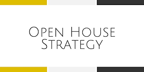 Open House Strategy - Springfield tickets