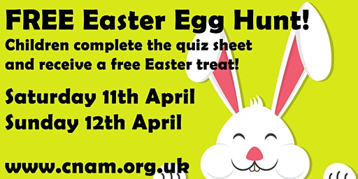 Easter Egg Hunt at the City of Norwich Aviation Museum!
