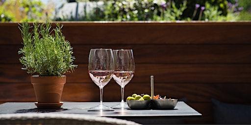 La vie en rosé wine dinner