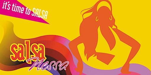 SALSA-Nessa - Monthly EXTRAVAGANZA