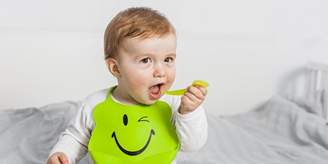 Baby Nutrition and Weaning tickets