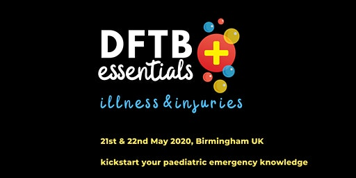 DFTB Essentials: Illness & Injuries