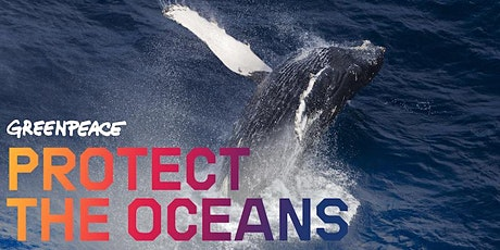 Ocean Experience exhibition - Greenpeace Exeter  tickets