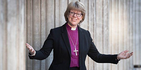 StED Talks: Bishop Sarah Mullally 'Mental Health and Wellbeing in Church' tickets